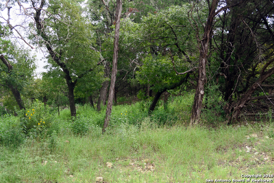 Helotes Residential Lots & Land For Sale: 15949 Revello Ct