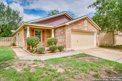 San Antonio Single Family Home Back on Market: 10733 Gemsbuck Lodge