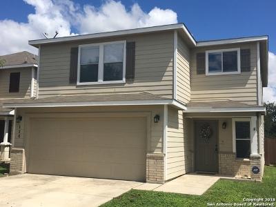Bexar County Single Family Home Price Change: 114 Balsa Di Prato