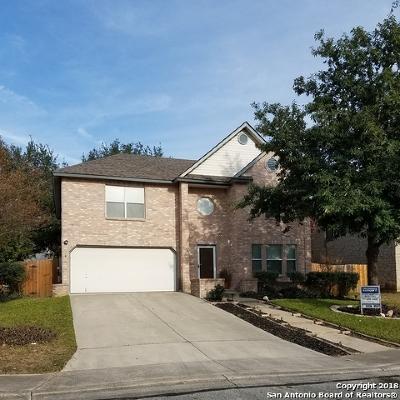 Schertz Single Family Home New: 2570 Smokey Creek
