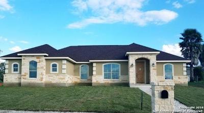 Single Family Home For Sale: 702 Abbott Cove