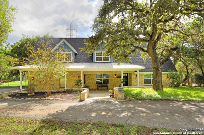 Single Family Home New: 21165 Fm 3009