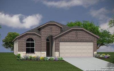 San Antonio Single Family Home New: 6015 Akin Elm