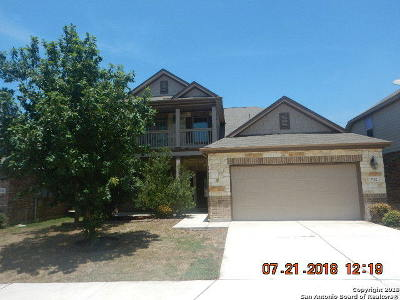 Bexar County, Comal County, Guadalupe County Single Family Home New: 532 Saddlehorn Way