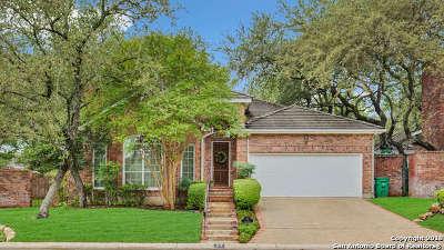Bexar County Single Family Home For Sale: 23 Villa Verde