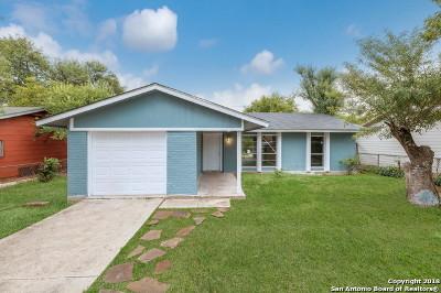 San Antonio Single Family Home Back on Market: 5122 Sagamore Dr