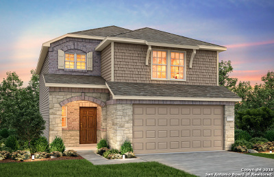 New Braunfels Single Family Home Back on Market: 218 Elderberry