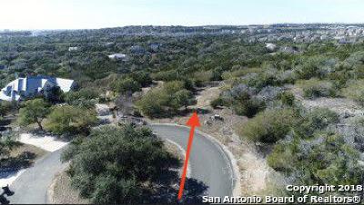 San Antonio Residential Lots & Land New: 3907 Wilderness Rim