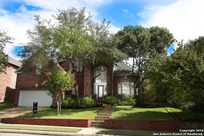 San Antonio Single Family Home New: 6726 Grove Creek Dr