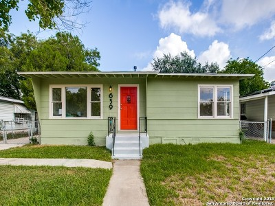 Single Family Home For Sale: 639 Flanders Ave