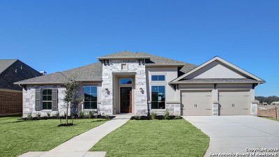 Comal County Single Family Home New: 7947 Valley Crest