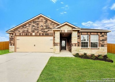 Bexar County, Medina County Single Family Home Back on Market: 8002 Bluewater Cove