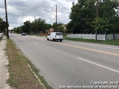 San Antonio Residential Lots & Land New: 1302 Division Ave