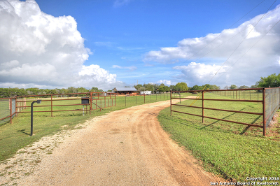 Bandera Farm & Ranch For Sale: 4774 Forest Trail Dr