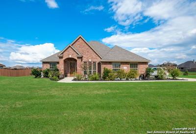 Schertz Single Family Home New: 6820 Laura Bluff