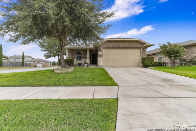 Cibolo Single Family Home New: 200 Longhorn Way