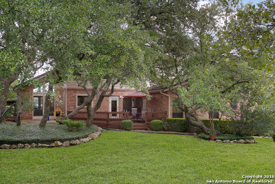 San Antonio Single Family Home New: 15519 Clover Ridge