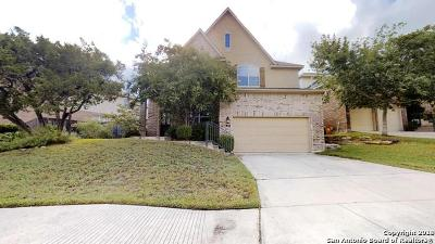 San Antonio TX Single Family Home For Sale: $369,900
