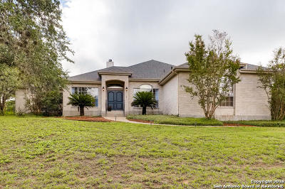Helotes Single Family Home New: 14206 Circle A Trail