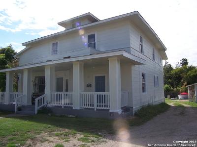 Bexar County Multi Family Home New: 706 Hammond Ave
