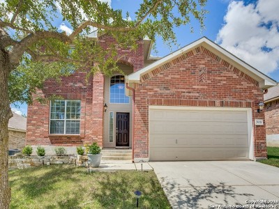 San Antonio Single Family Home New: 3615 Pinyon Pne