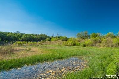 San Antonio Residential Lots & Land For Sale: 23485 Cibolo Vista