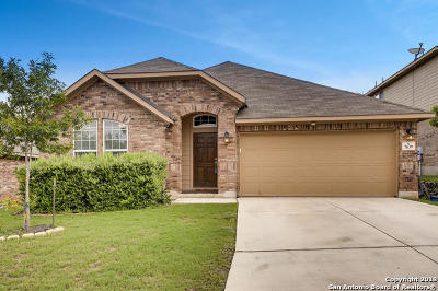 Boerne Single Family Home New: 7639 Mission Ledge