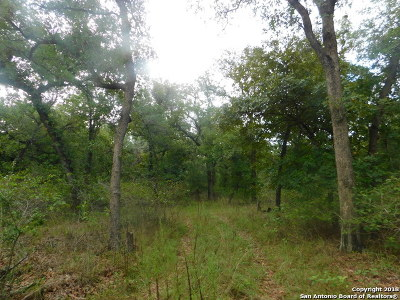 Guadalupe County Residential Lots & Land New: Tbd Vivroux Ranch Rd