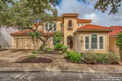 San Antonio Single Family Home New: 3439 Monterrey Oak