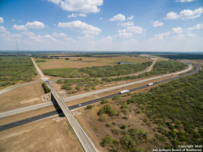 Atascosa County Farm & Ranch For Sale: Leal Road & Ih 37 -- 49+- Acres