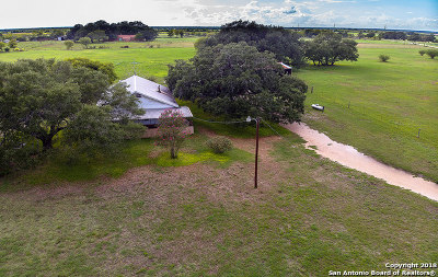 Seguin Single Family Home New: 690 Schuenemann Rd