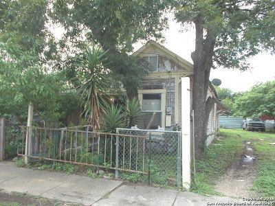 San Antonio Single Family Home Price Change: 314 Virginia Blvd