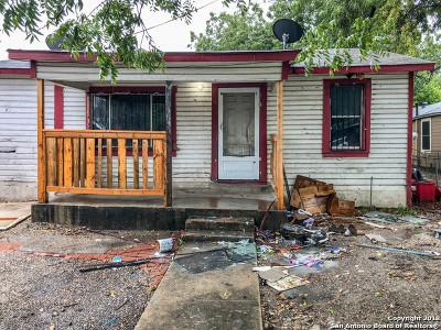 San Antonio Single Family Home New: 206 Castroville Rd