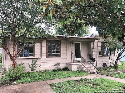 Bexar County, Comal County, Guadalupe County Single Family Home New: 819 Cravens Ave