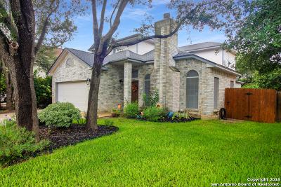 San Antonio Single Family Home Back on Market: 1206 Reawick Dr