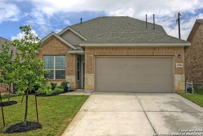 San Antonio Single Family Home New: 22706 Akin Nook