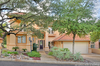 Boerne Single Family Home New: 23 Falls Terrace