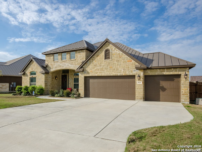 Comal County Single Family Home New: 863 Boomerang Ct