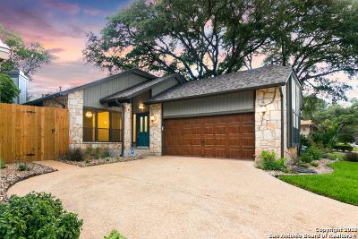 San Antonio Single Family Home New: 1110 River Vista W