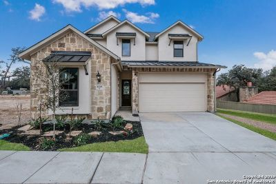 Bexar County Single Family Home New: 11339 Cottage Grove