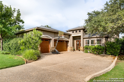 Boerne Single Family Home New: 7908 Colonial Woods