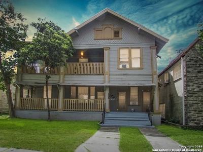 Bexar County Multi Family Home New: 506 Kayton Ave