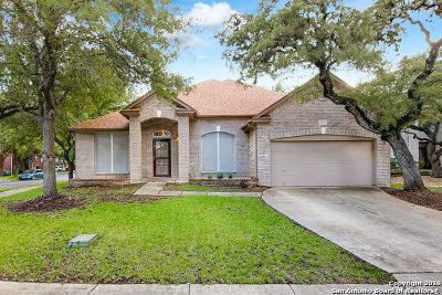 Schertz Single Family Home Active Option: 4501 Brush Creek Dr