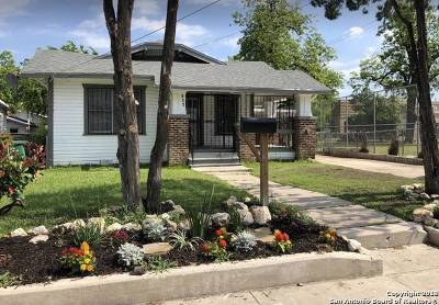 Single Family Home For Sale: 511 Iowa St