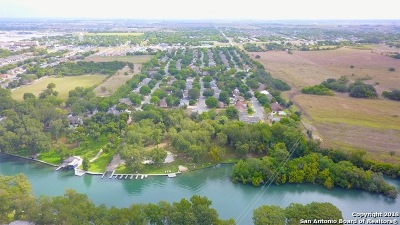 New Braunfels Single Family Home Back on Market: 927 Lakefront Ave