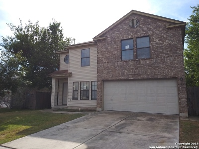 San Antonio Single Family Home New: 6125 Ferrysage Dr