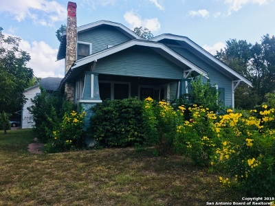 San Antonio Single Family Home New: 135 W Norwood Ct