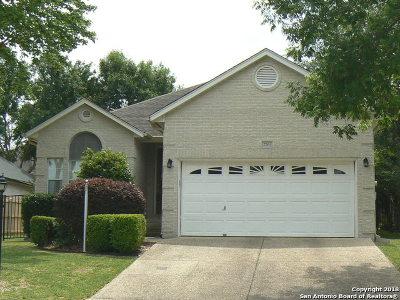 New Braunfels Single Family Home New: 2763 Morning Star E