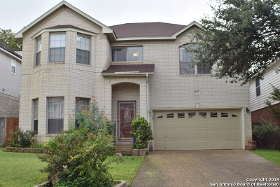 San Antonio Single Family Home New: 9022 Maggie Ct.