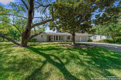 San Antonio Single Family Home New: 2926 Woodcrest Dr